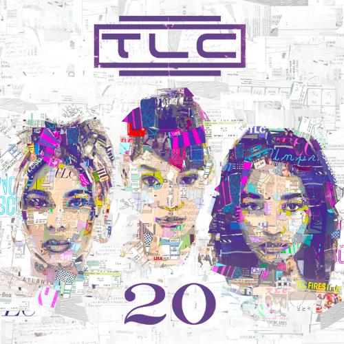 EPIC RECORDS TLC 20