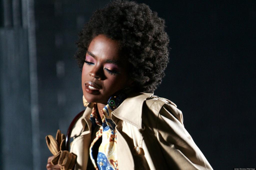 Lauryn Hill Video Shoot
