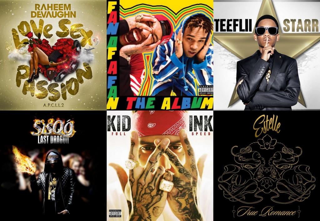 albums février 2015
