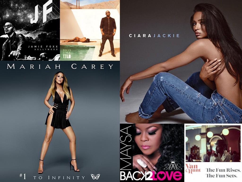 albums Mai 2015