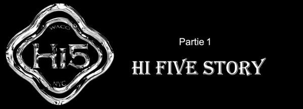 HI-FIVEstorie