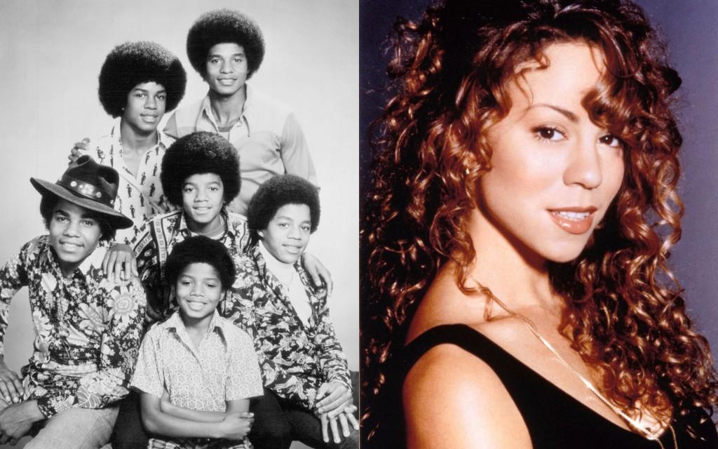 Jackson 5 Mariah Carey