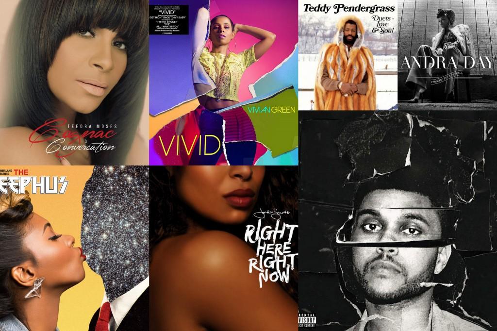 Août 2015 Albums