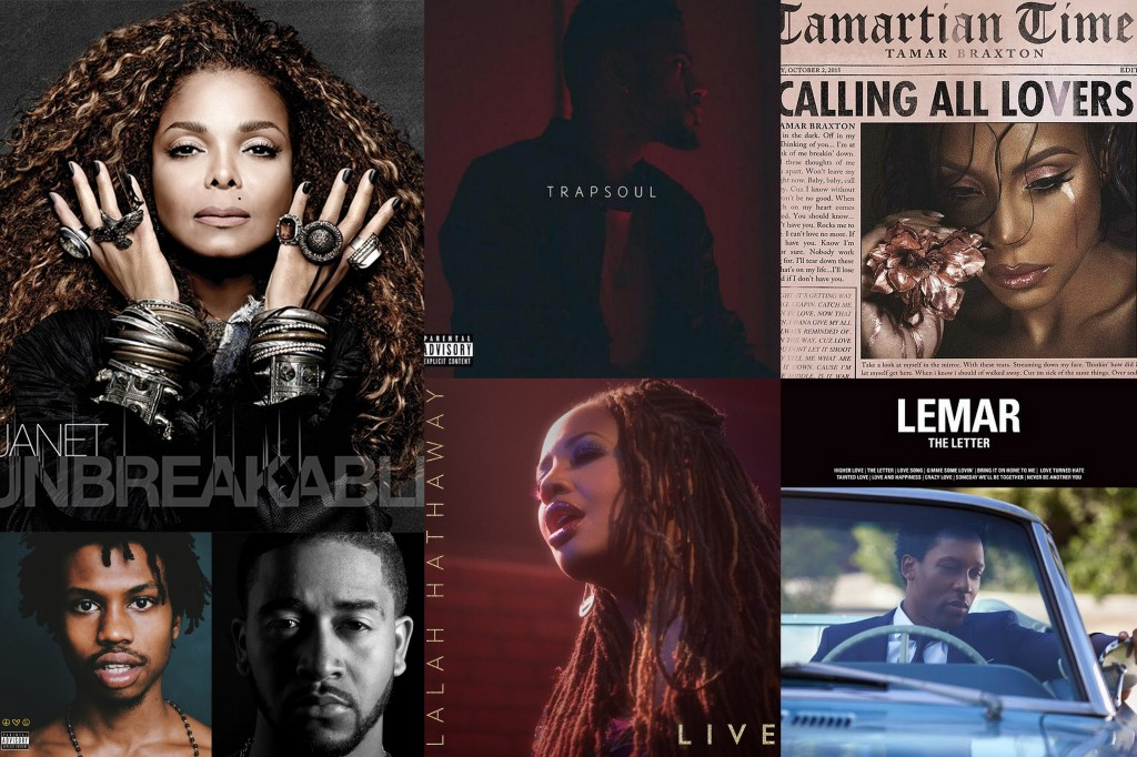 Octobre albums 2015