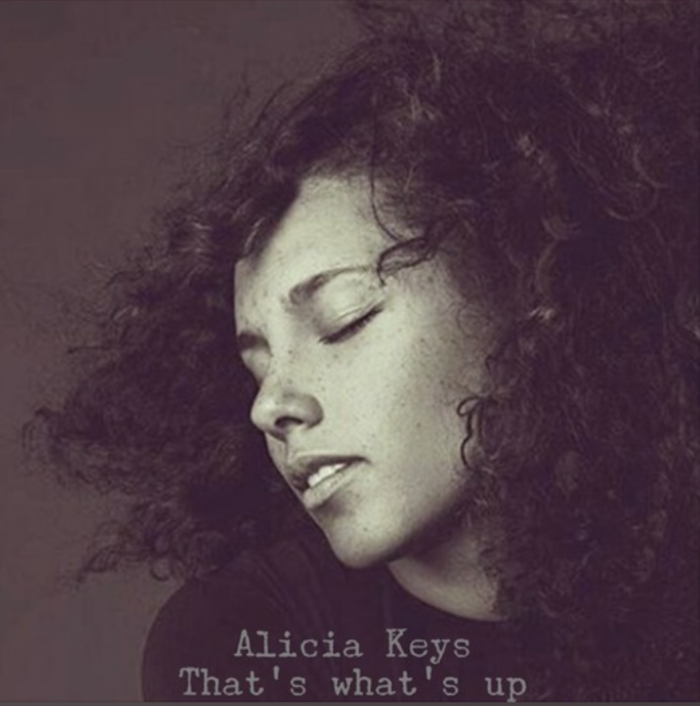 Alicia Keys That's What's Up