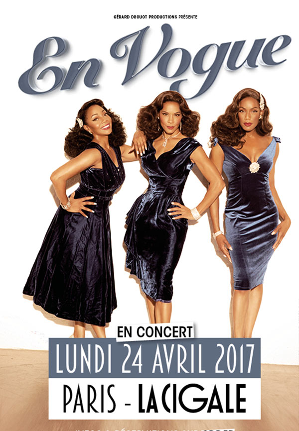 En Vogue La Cigale