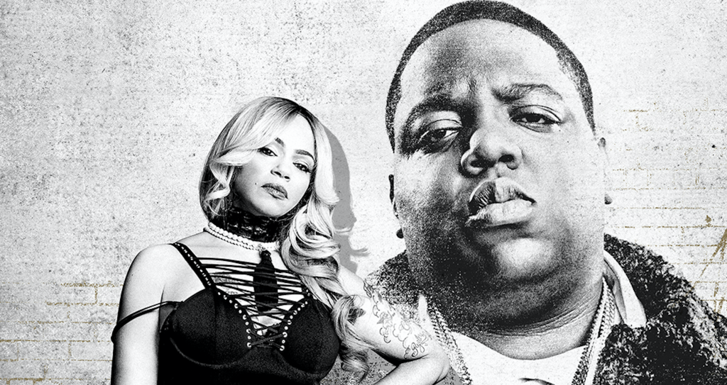 Faith Evans Notorious BIG