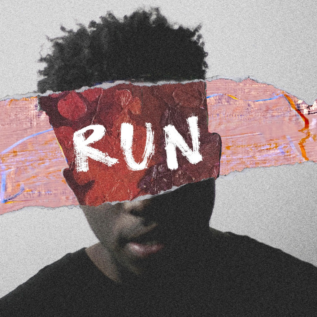 J Appiah - Run artwork