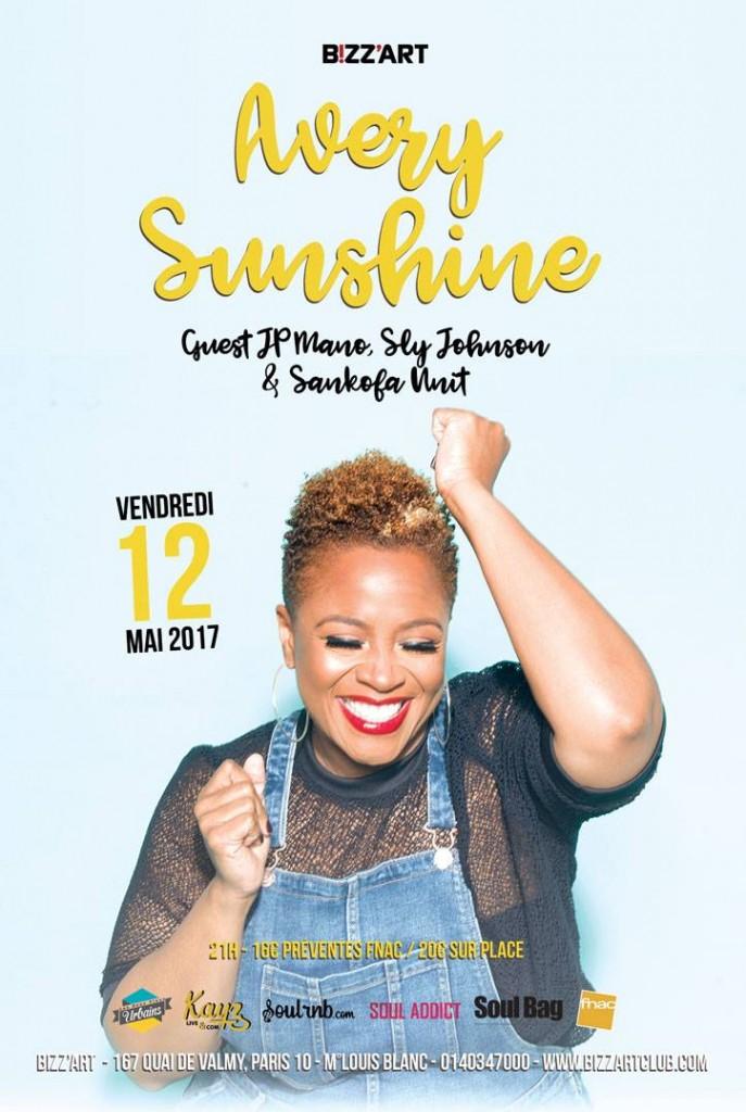 Avery Sunshine Bizz'Art
