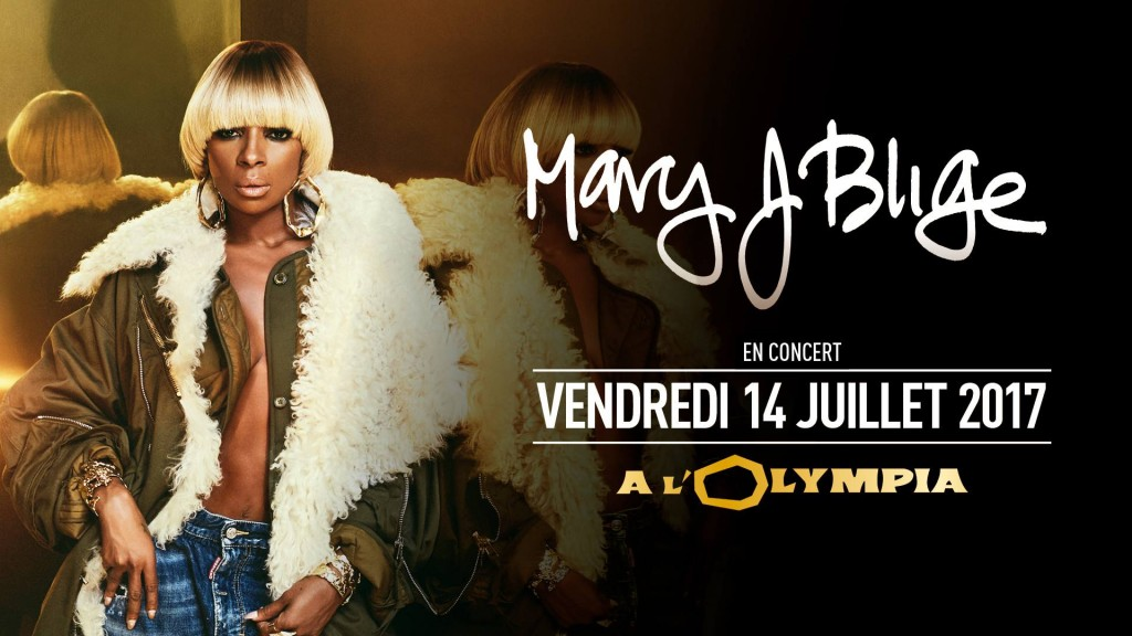 Mary J. Blige Olympia