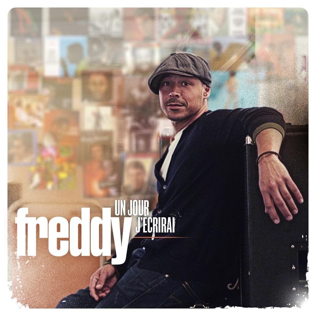 Freddy - Un jour j'ecrirai cover