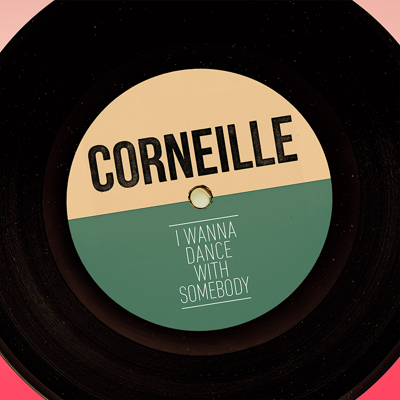 Corneille - I Wanna Dance With Somebody (Cover Single BD)