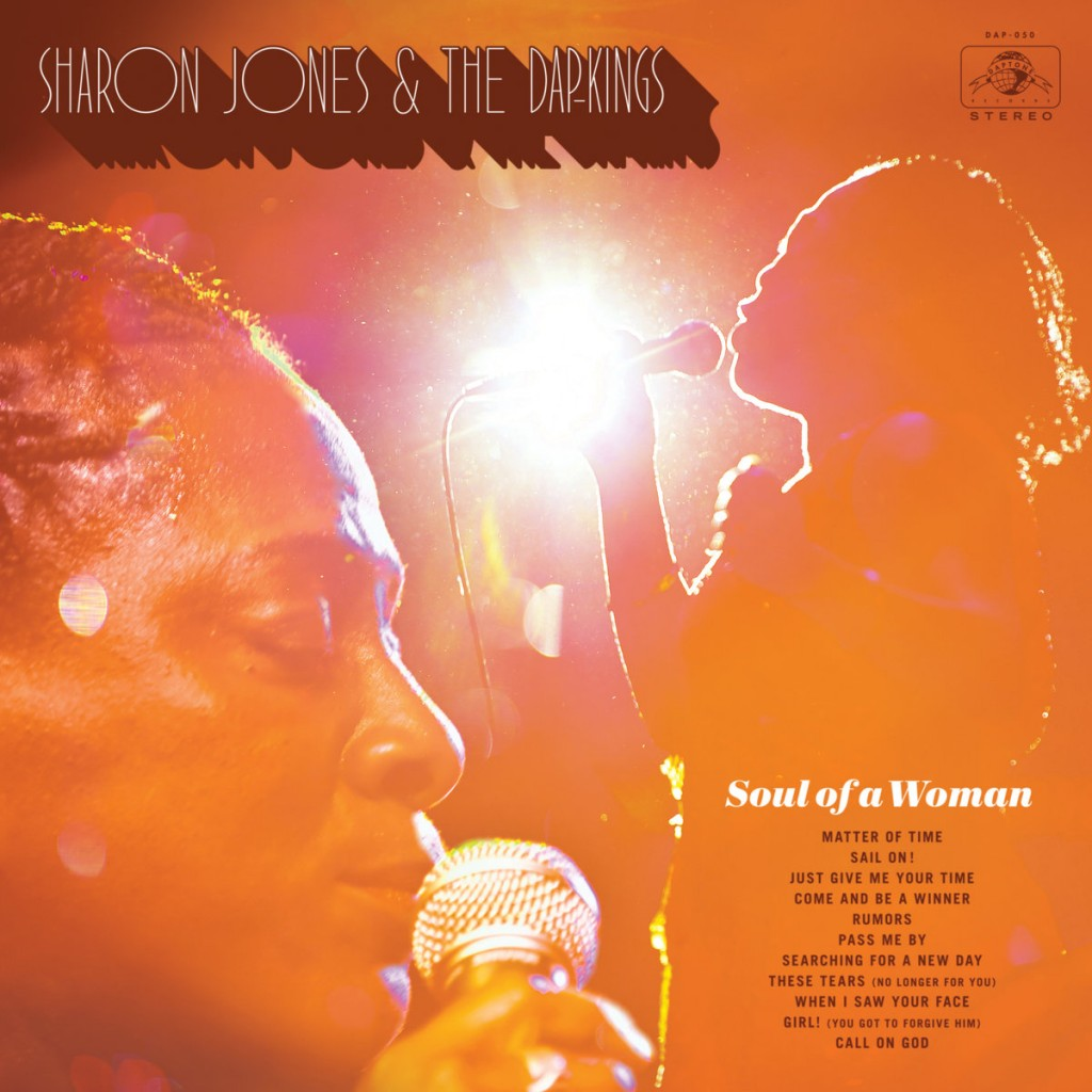 Sharon Jones Soul Of A Woman
